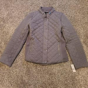 New York & Co Woman Grey Jacket sz M